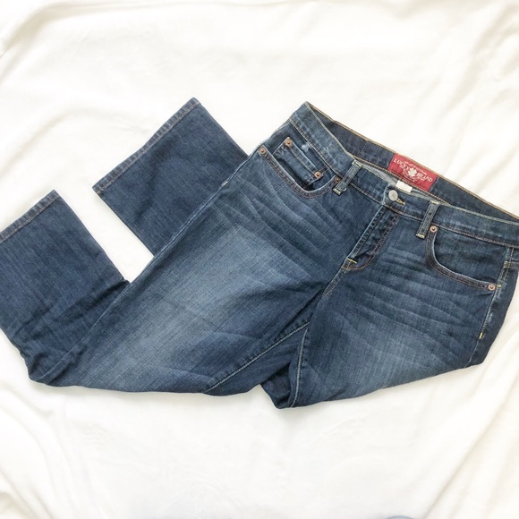 Lucky Brand Denim - Lucky Brand denim jeans ankle cropped size 8 29
